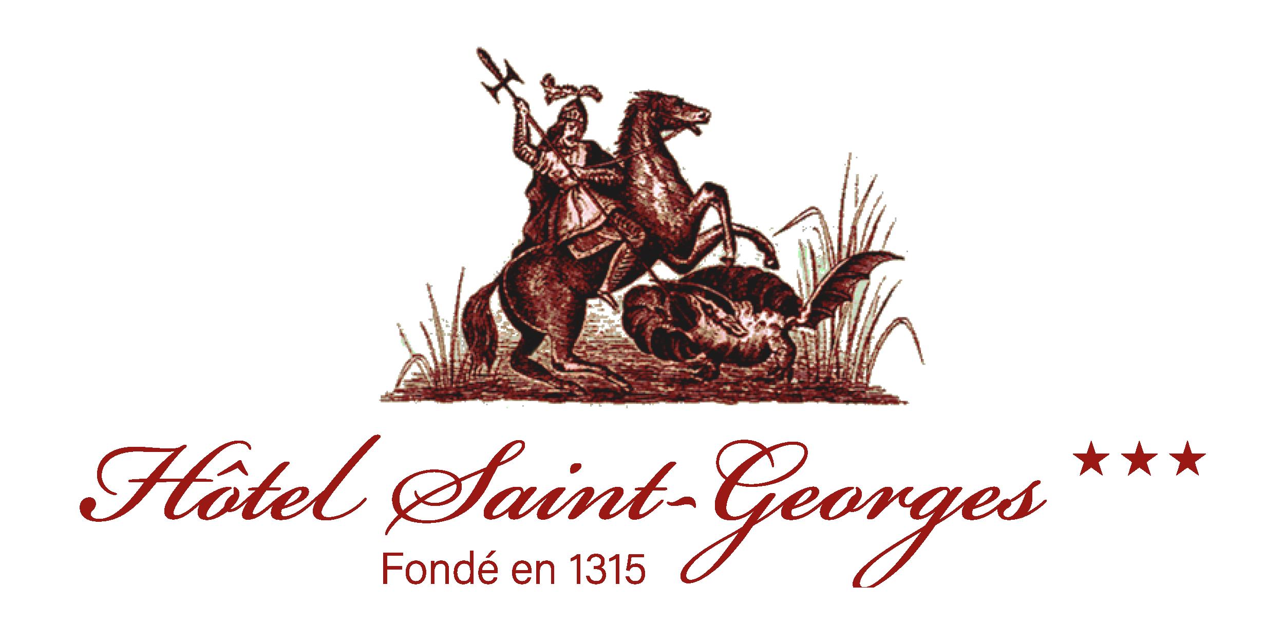 Logo Hotel Saint-Georges Saint Jean de Maurienne Savoie