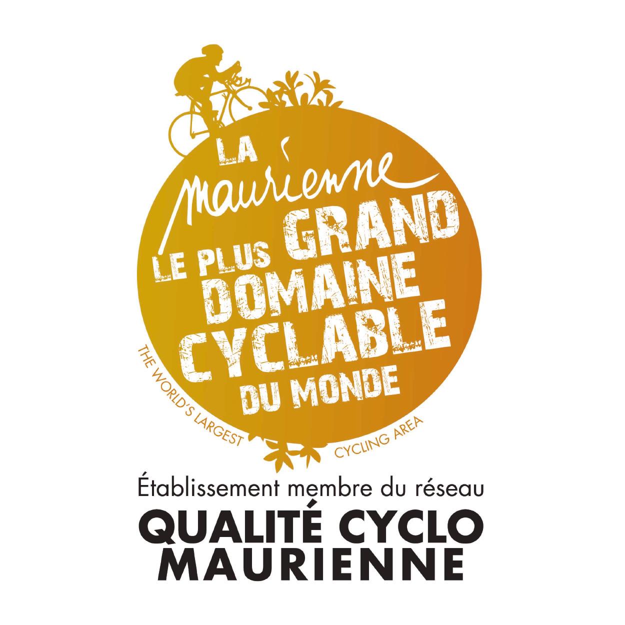 Hotel Saint-Georges Saint Jean de Maurienne Savoie accueil vélo label cyclistes qualité cyclo maurienne
